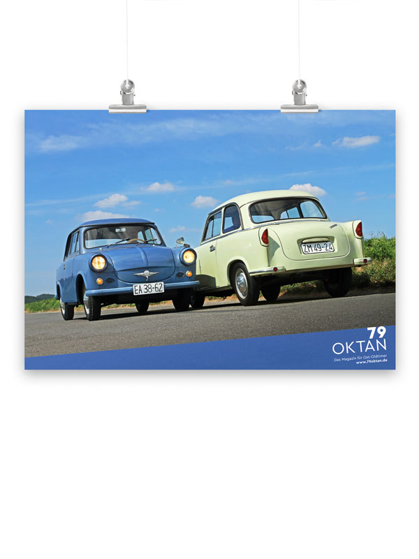 Poster Trabant P50